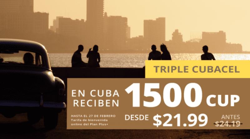 Esta es la fecha de la próxima Recarga Internacional de Cubacel
