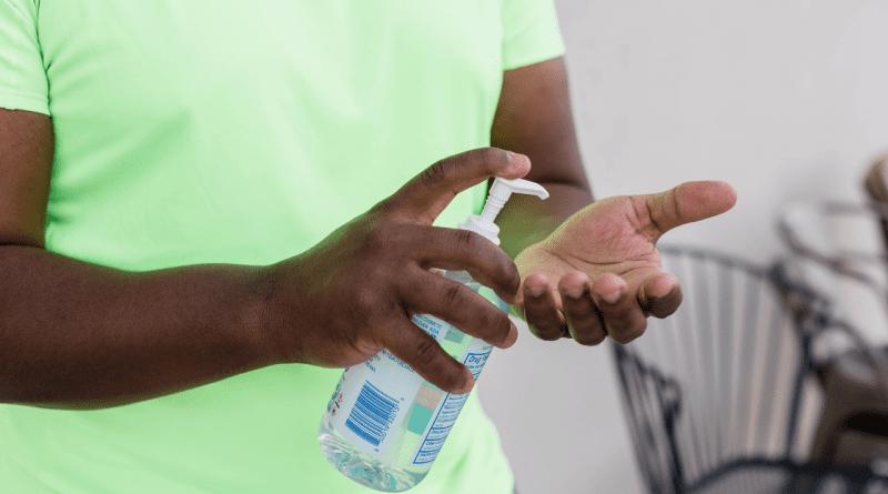 Lavar nuestras manos para prevenir la Covid19: ¿sin agua ni jabón?