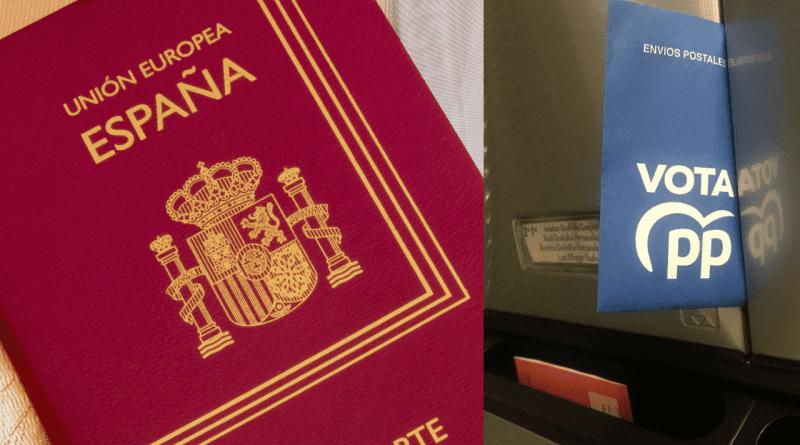 Partidos españoles presentan enmiendas a Ley de nacionalidad española