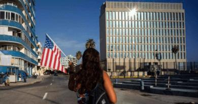 Piden la reapertura de la embajada de Estados Unidos en Cuba (2021)