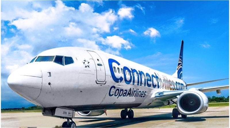 vuelos Copa Cuba febrero