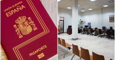 Consulado España Cuba pasaportes