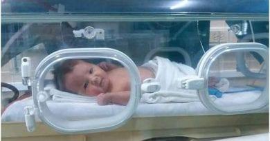 Helen bebe cubana coronavirus