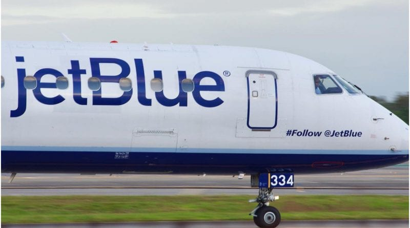 JetBlue vuelos EEUU Cuba