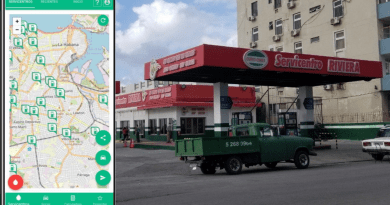 Aplicación para celular permite saber dónde hay combustible en la Habana