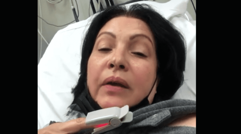 Beatriz Valdés habla sobre su hospitalización por la Covid19