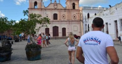 Turismo de rusos: Cuba busca posible ampliación de vuelos