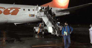 45 cubanos varados en Nicaragua regresan a Cuba en vuelo humanitario