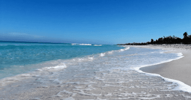 Rehabilitarán playas de Cuba para frenar impacto de la erosión