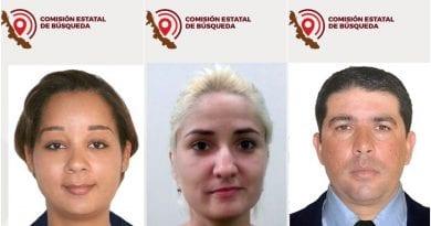 estudiantes cubanos desaparecidos Veracruz