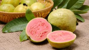 Frutas cubanas: Guayaba