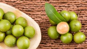 Frutas cubanas: Mamoncillo cubano