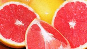 Frutas cubanas: Toronja