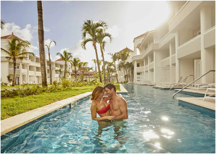hoteles Punta Cana Bahia P