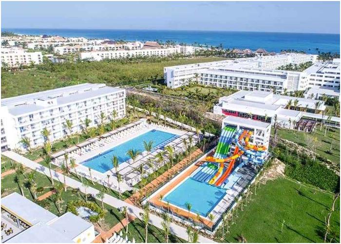 hoteles Punta Cana Bahia RIU