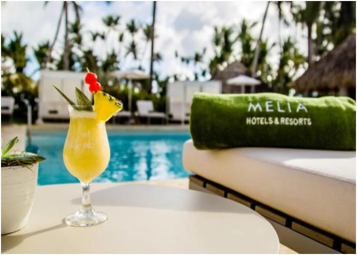 hoteles Punta Cana Melia