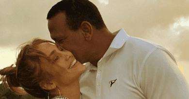 Jennifer López desmiente rumores de ruptura con Alex Rodríguez