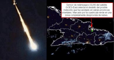 Servicio Sismológico confirma caída de meteorito en Cuba (+Fotos)