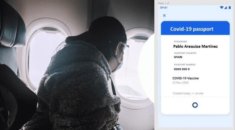 Pasaporte Covid19 permitirá viajar en Europa sin hacer pruebas PCR
