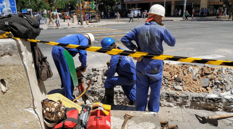 MINCIN modifica los precios de los materiales de construcción en Cuba