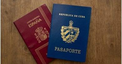 España becas cubanos