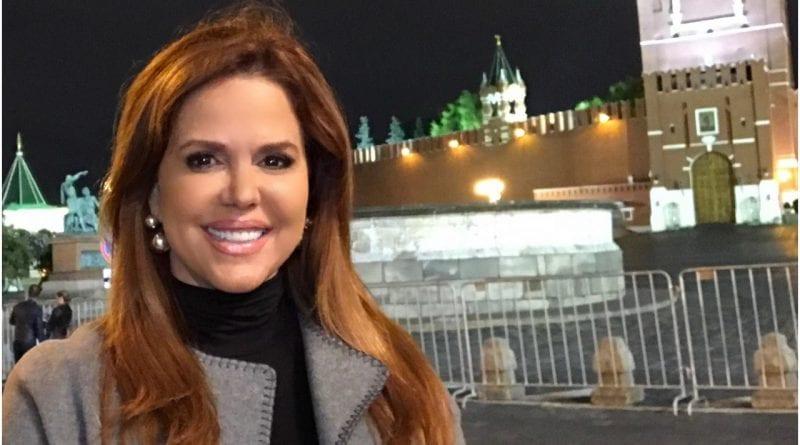 Maria Celeste Arraras television