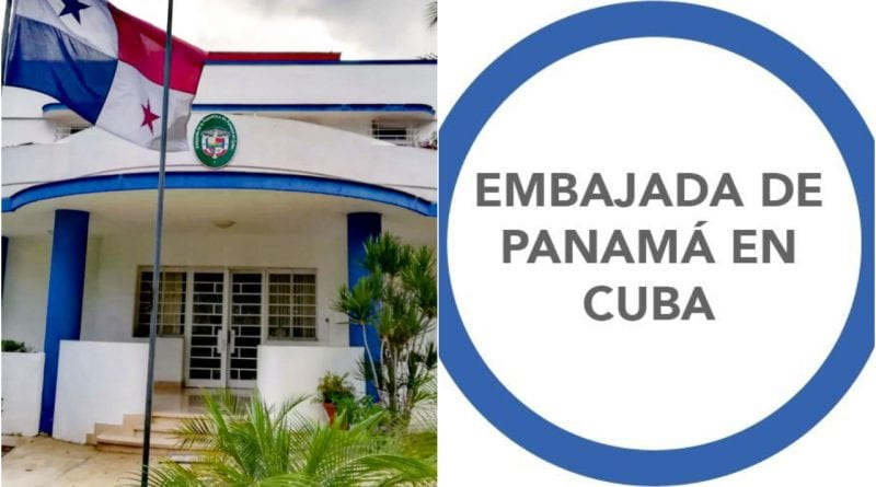 Visado Panama Cuba cita