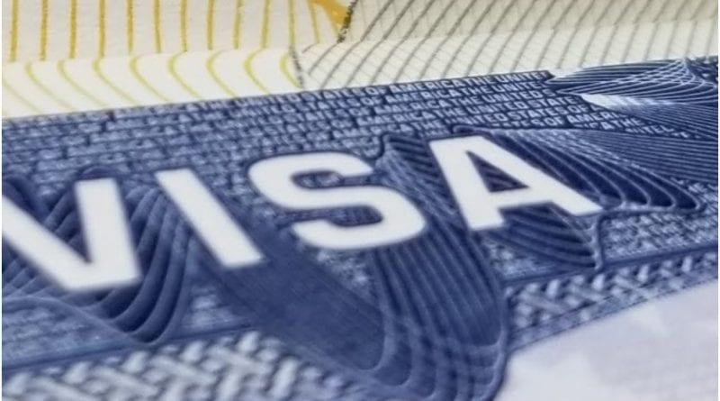 emision visas Estados Unidos