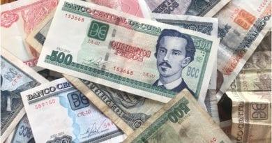 error cuentas bancarias Cuba