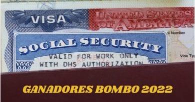 GANADORES BOMBO 2022