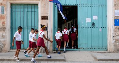 ¿Cuándo comenzará el próximo curso escolar en Cuba?