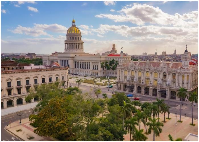 lugares turisticos Cuba - HV