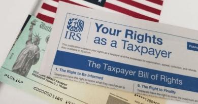6 millones de estadounidenses esperan reembolsos del IRS desde 2019