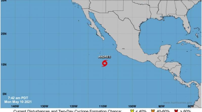 temporada huracanes 2021 andres