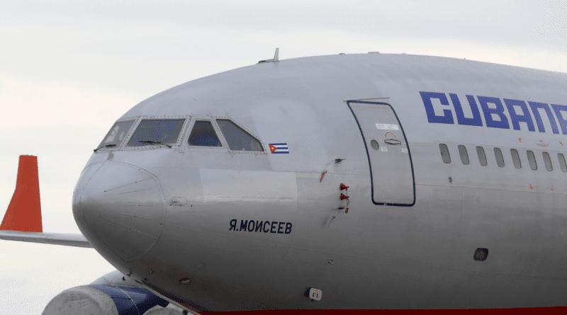 Estos son los vuelos a Cuba desde España autorizados para junio