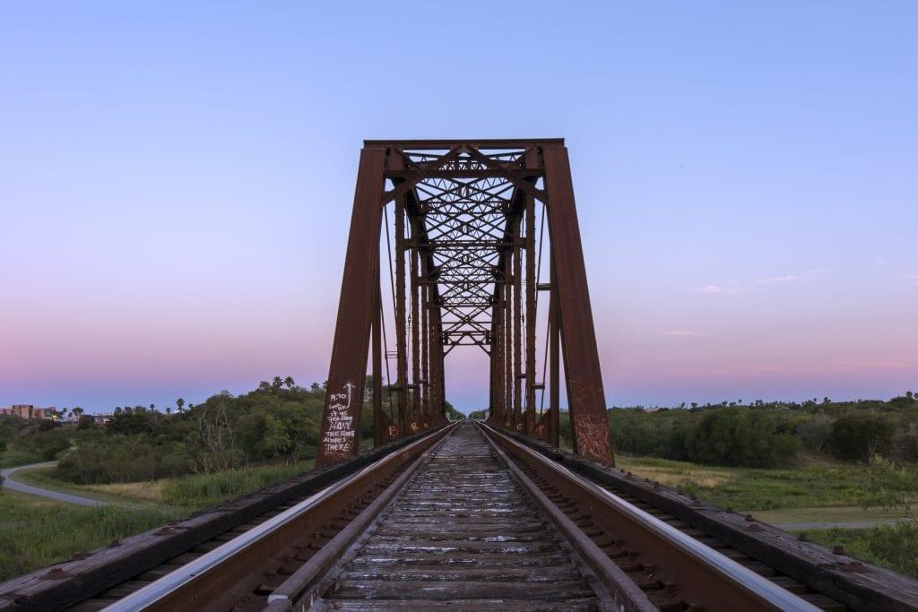 Harlingen ferrocarril Estados Unidos