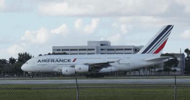 Aerolínea Air France pretende aumentar sus vuelos a Cuba y el Caribe