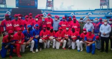 Beisbol cubano no estará en las olimpiadas de Tokio