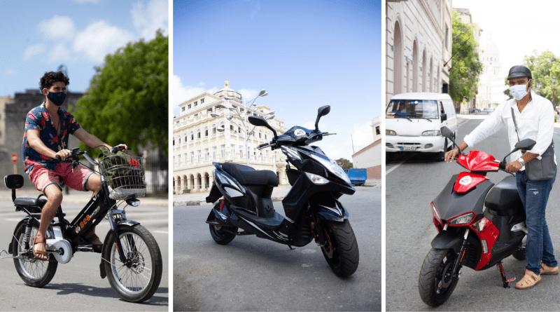 Comienza inscripción de ciclomotores y motos en La Habana