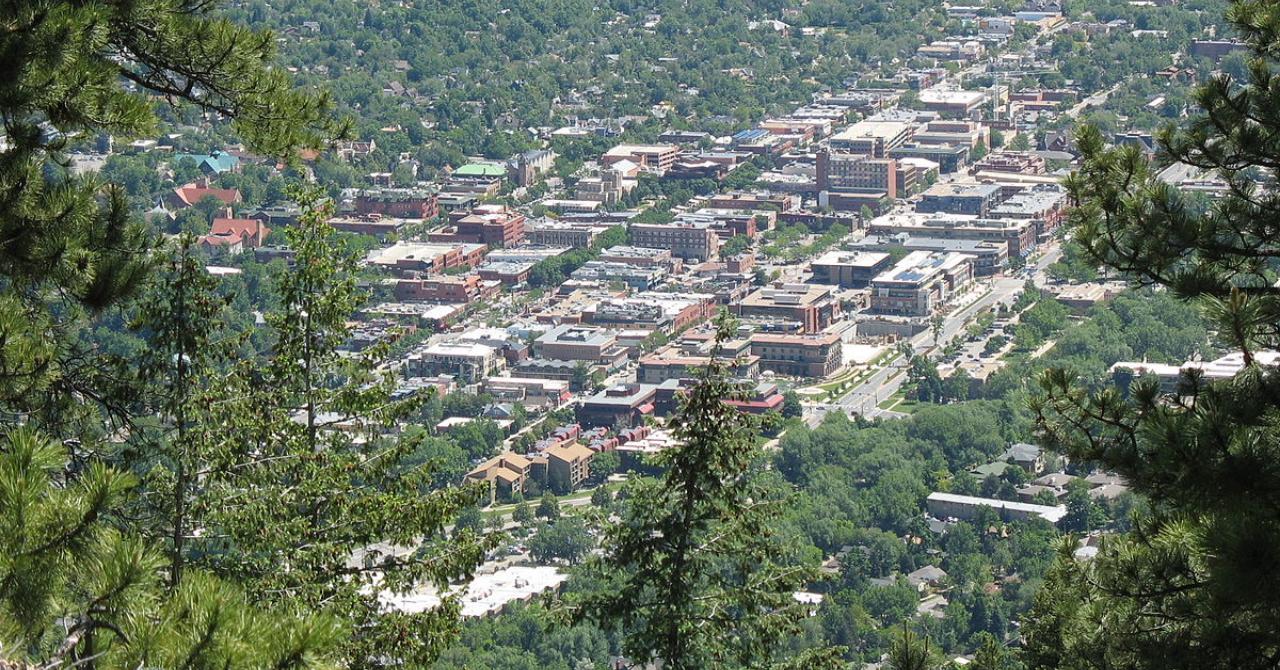 Boulder, Colorado: la ciudad alternativa