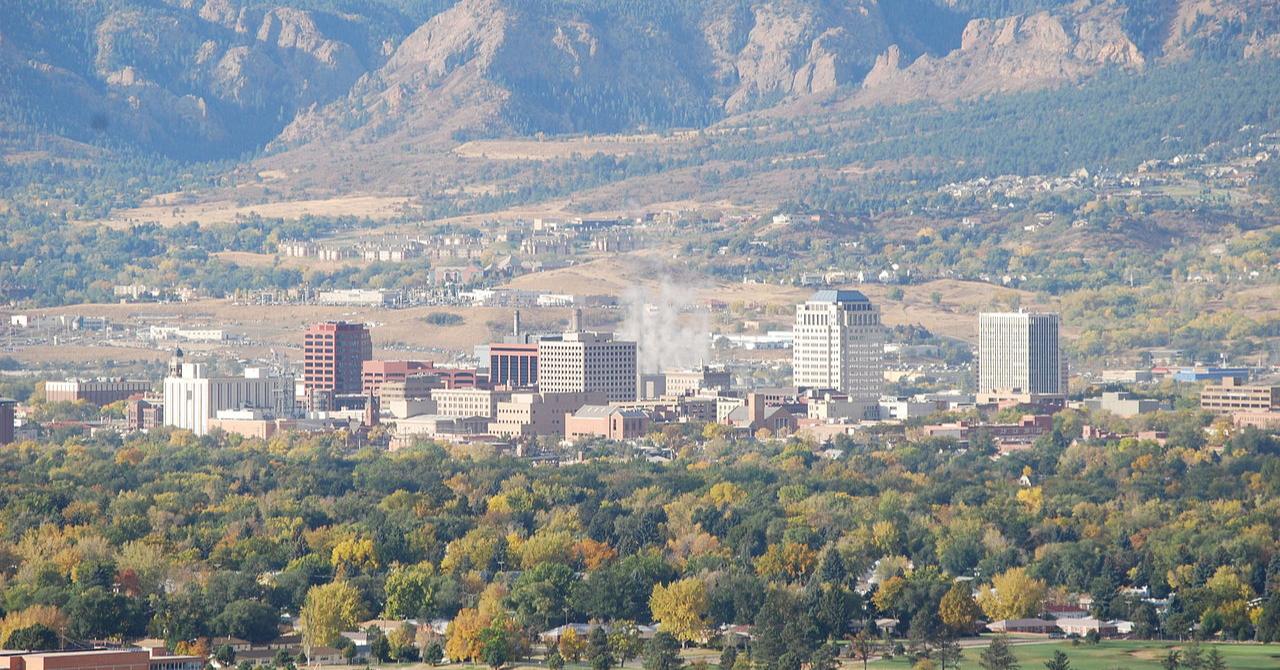 Colorado Spring, Colorado: la ciudad estudiantil