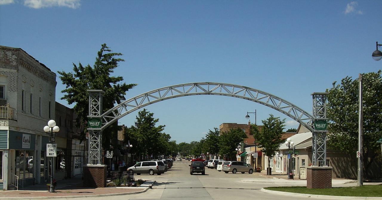 Des Moines, Iowa: el pueblo