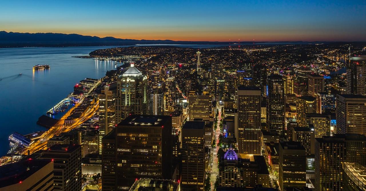 mejores ciudades para vivir en Estados Unidos