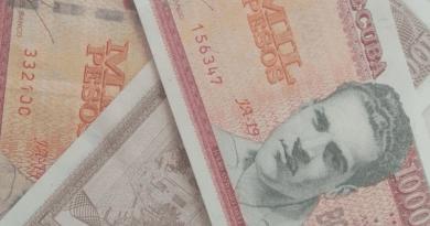 BCC alerta sobre circulación de billetes falsos de 1000 CUP