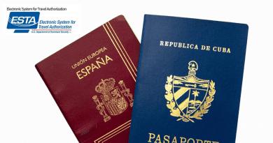 Cubanos europeos no podrán solicitar una ESTA para viajar a Estados Unidos