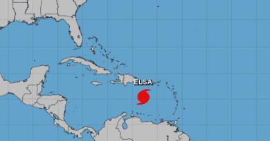 Elsa ya es Huracán y llegará a Cuba este domingo