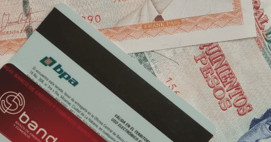 Bandec extiende vigencia de sus tarjetas magnéticas en Cuba