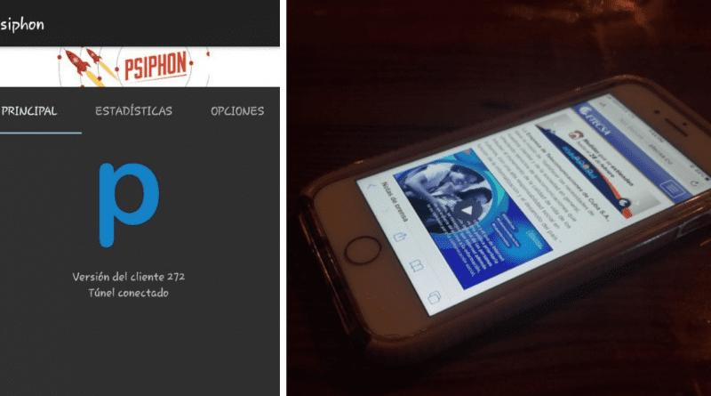 Cubanos recurren a VPN para navegar por internet bloqueada en Cuba