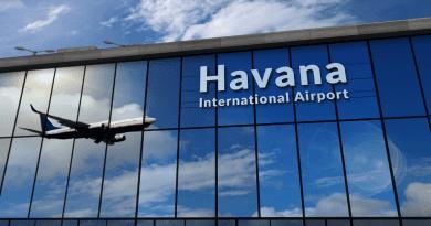 Listado de vuelos que operan en Cuba para el mes de agosto
