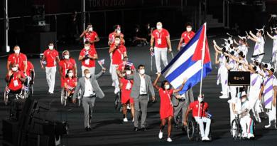 Cuba en los juegos paralímpicos de Tokio